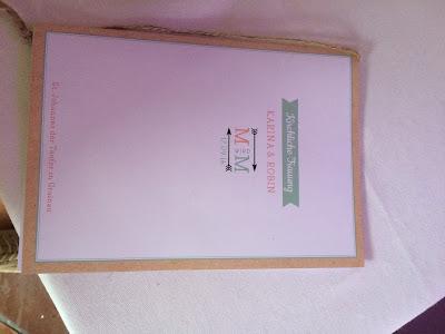Kirchenhefte, Hochzeitsmotto aus M wird M, Pastell und Vintage im Riessersee Hotel Garmisch-Partenkirchen, Bayern