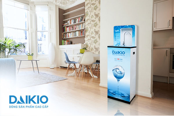 Máy lọc nước cao cấp Daikio DKW-00011A Hydrogen
