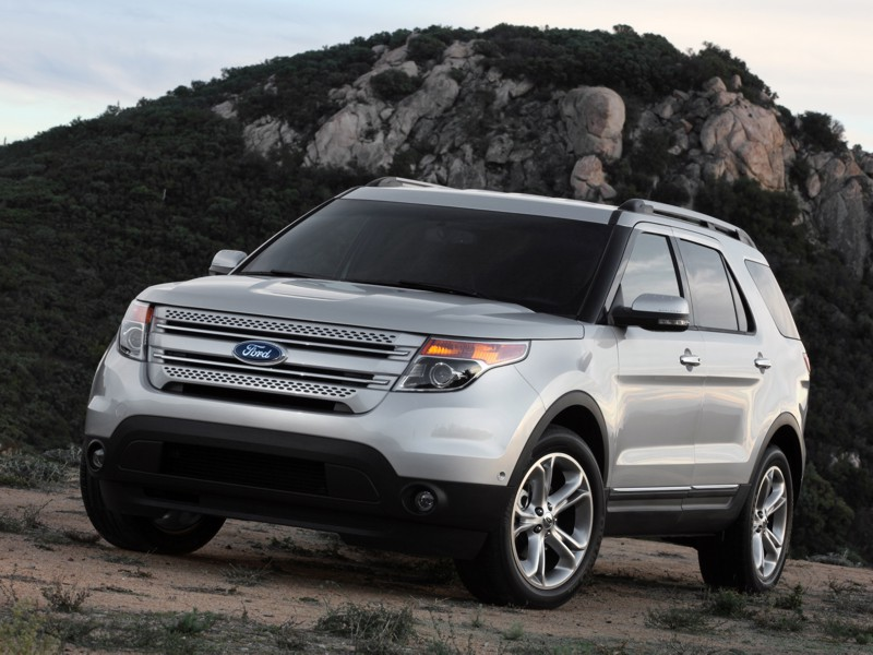 price ford a explorer vs clp s