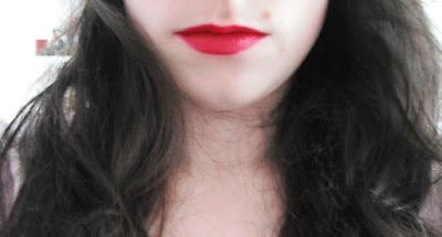 TAG Les 7 péchés capitaux de la beauté rouge à lèvres