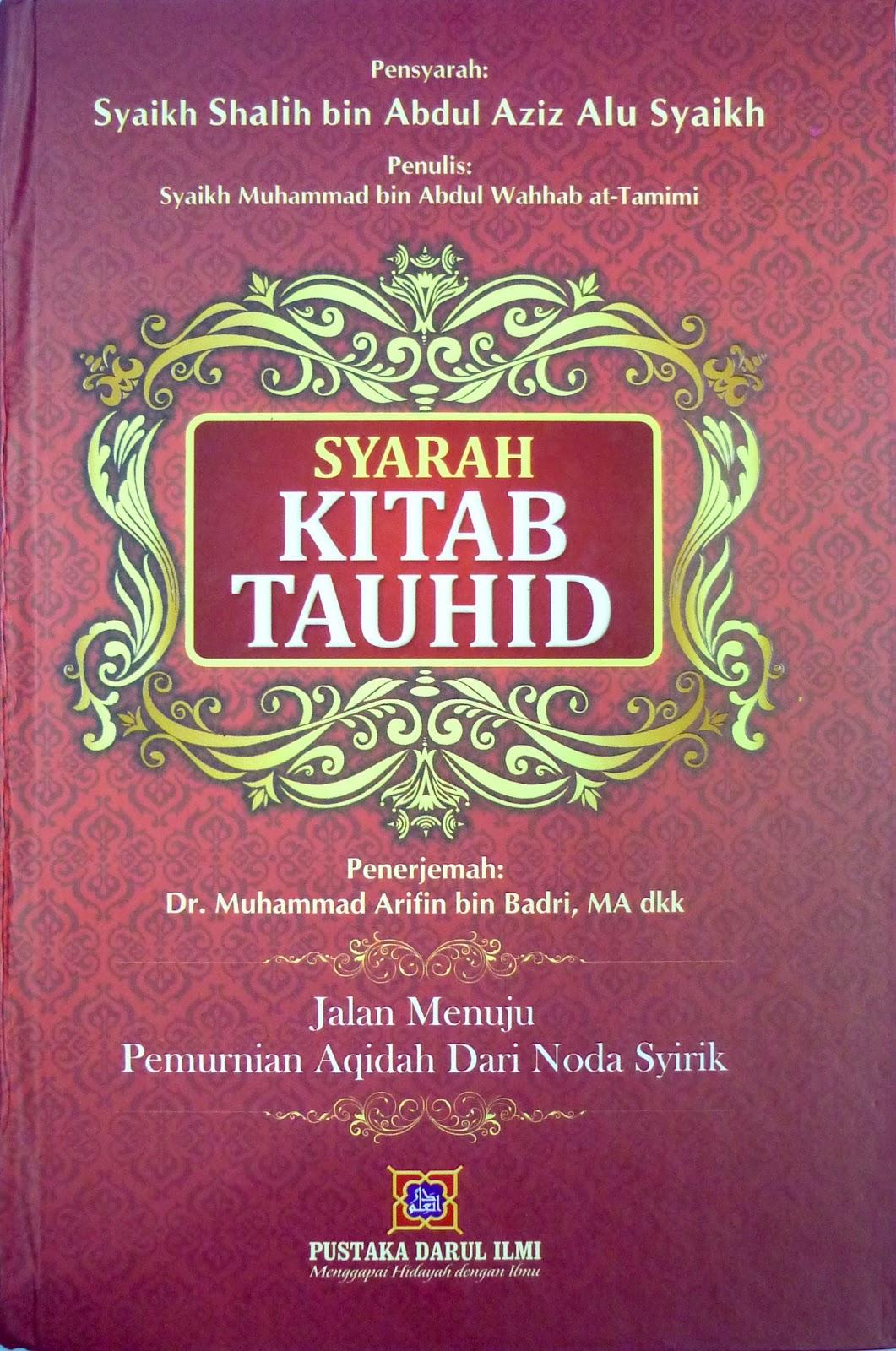 EBOOK SYARAH KITAB TAUHID DARUL PDF DOWNLOAD