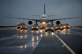 Jet Airways ha dato il via alle operazioni da Amsterdam