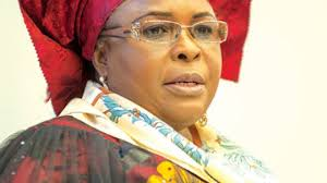 Former Nigerian First Lady Patience Jonathan $15 million