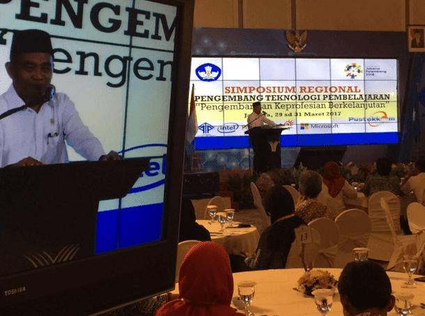 Kemendikbud Gelar Simposium Regional Teknologi Pembelajaran 2017
