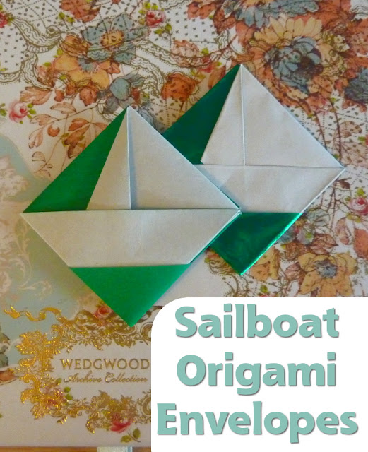 World's Best Origami has More Than 100 Projects to Get You Folding including these fun sailing boat designs