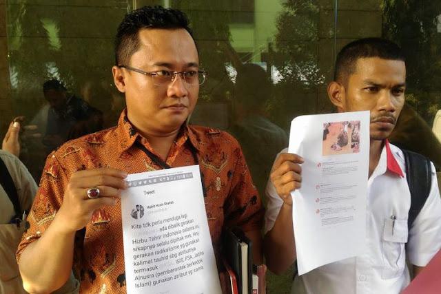 Caleg PSI Dilaporkan ke Polisi Terkait Tudingan Prabowo Dalang di Balik HTI