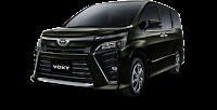 Paket Simulasi Kredit Toyota Voxy di Pekanbaru