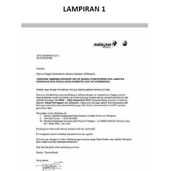 contoh surat rasmi bagi pihak lkit 2017