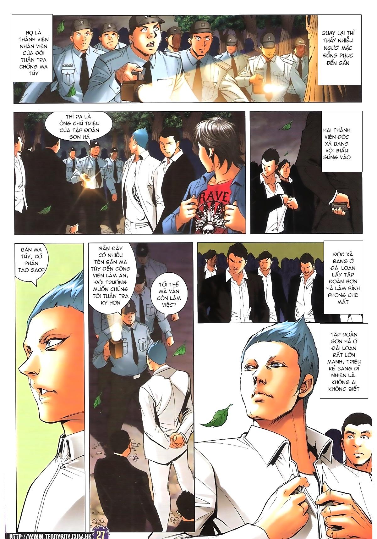 Người Trong Giang Hồ - Chapter 1608: Thần chi Nhất Chiến - Pic 25