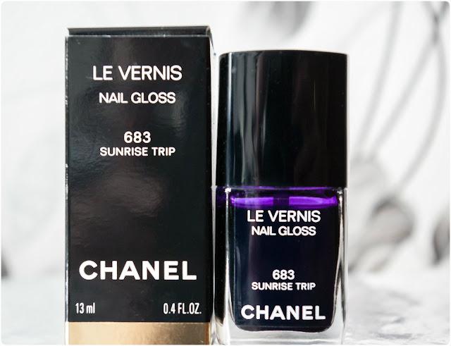 Chanel Sunrise Trip
