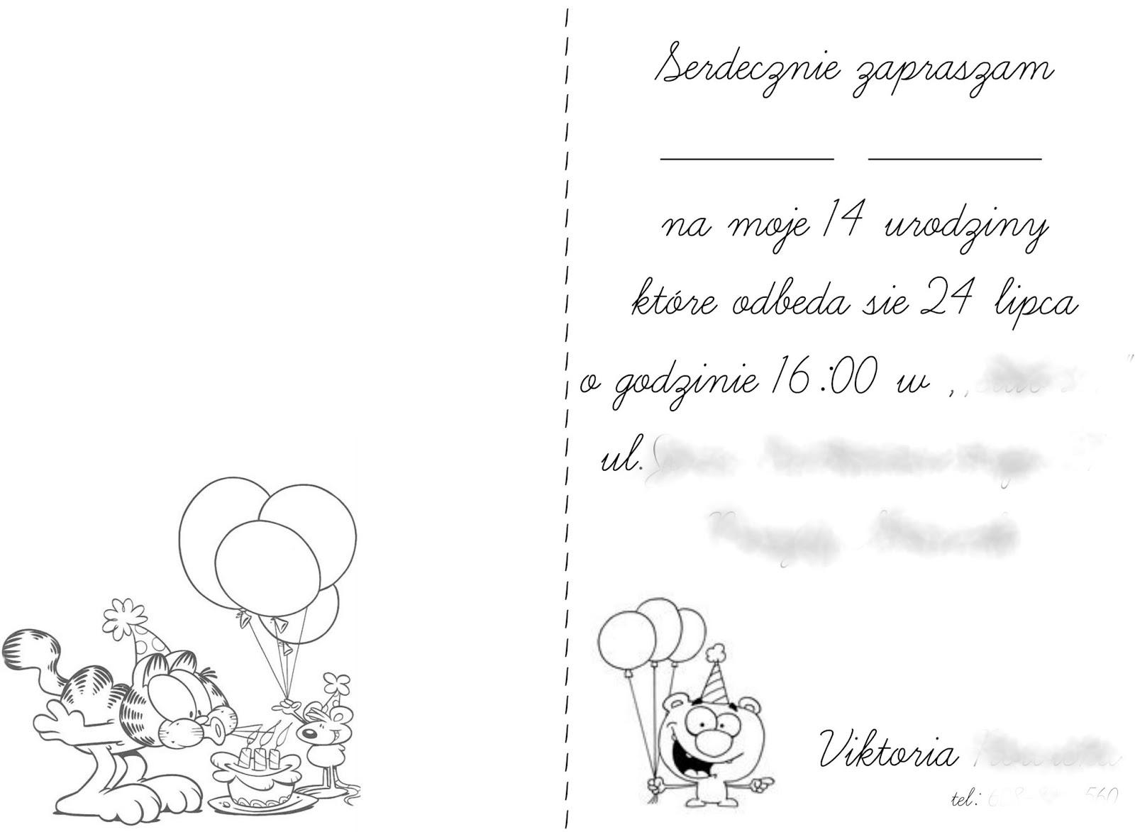 Vilolou Pomysł Na Urodziny