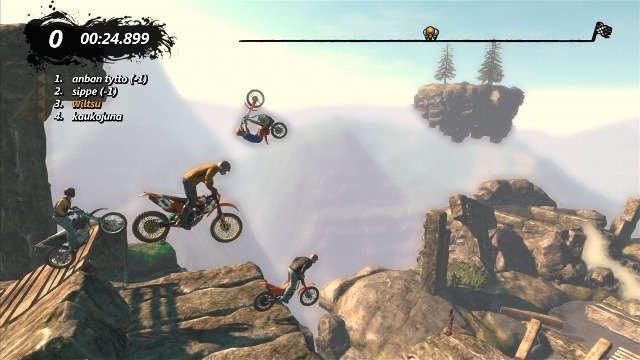Trials Evolution PC Games Gameplay
