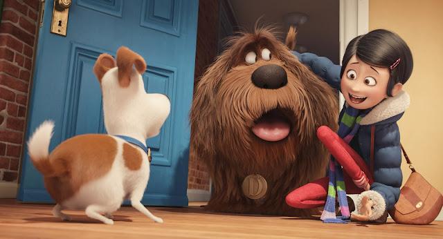"""Crítica de 'Mascotas': Toy Story """"revisited"""""""