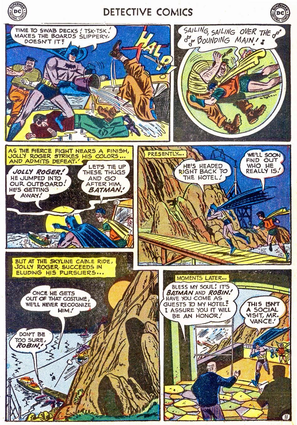 Detective Comics (1937) 202 Page 12