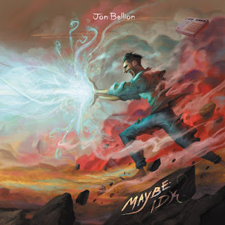 Lirik Jon Bellion - Maybe IDK