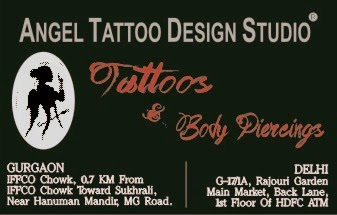 Tattoo Shop-Artist in DT City Centre Shopping Mall, Funky Monkey Tattoo Shop