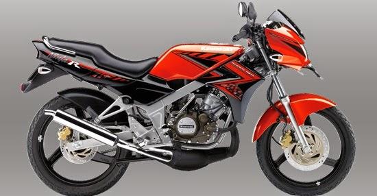 Motor Kawasaki Ninja 150 R / L ORANGE