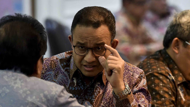 PKS Tak Sudi Anies Baswedan Jadi Cawapres Prabowo