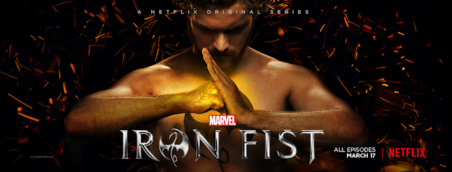 Iron Fist by Netflix