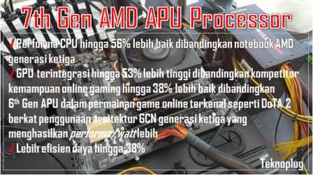 asus amd apu processor