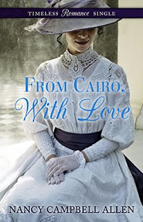 Heidi Reads... From Cairo, With Love by Nancy Campbell Allen