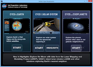 NASA's Eyes Visualization 5.4.2 Portable