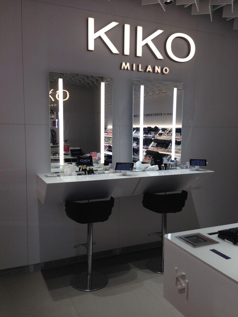 Mecapp kiko milano bologna inaugurazione secondo store for Architetto giapponese