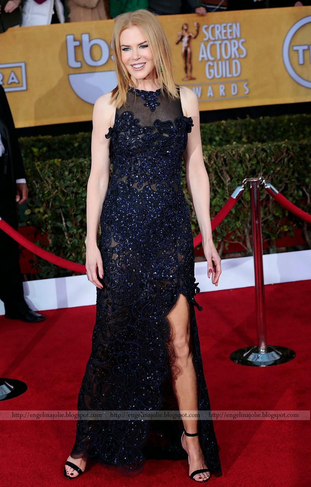 Angelina Jolie: Nicole...