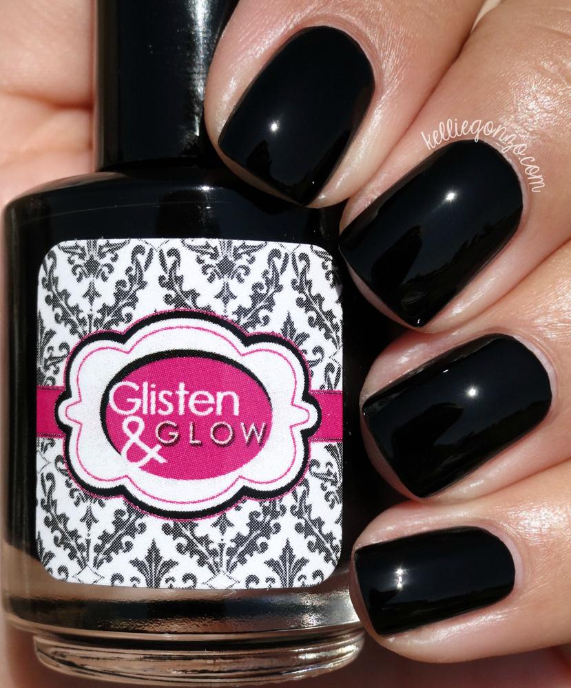 Glisten & Glow Little Black Dress