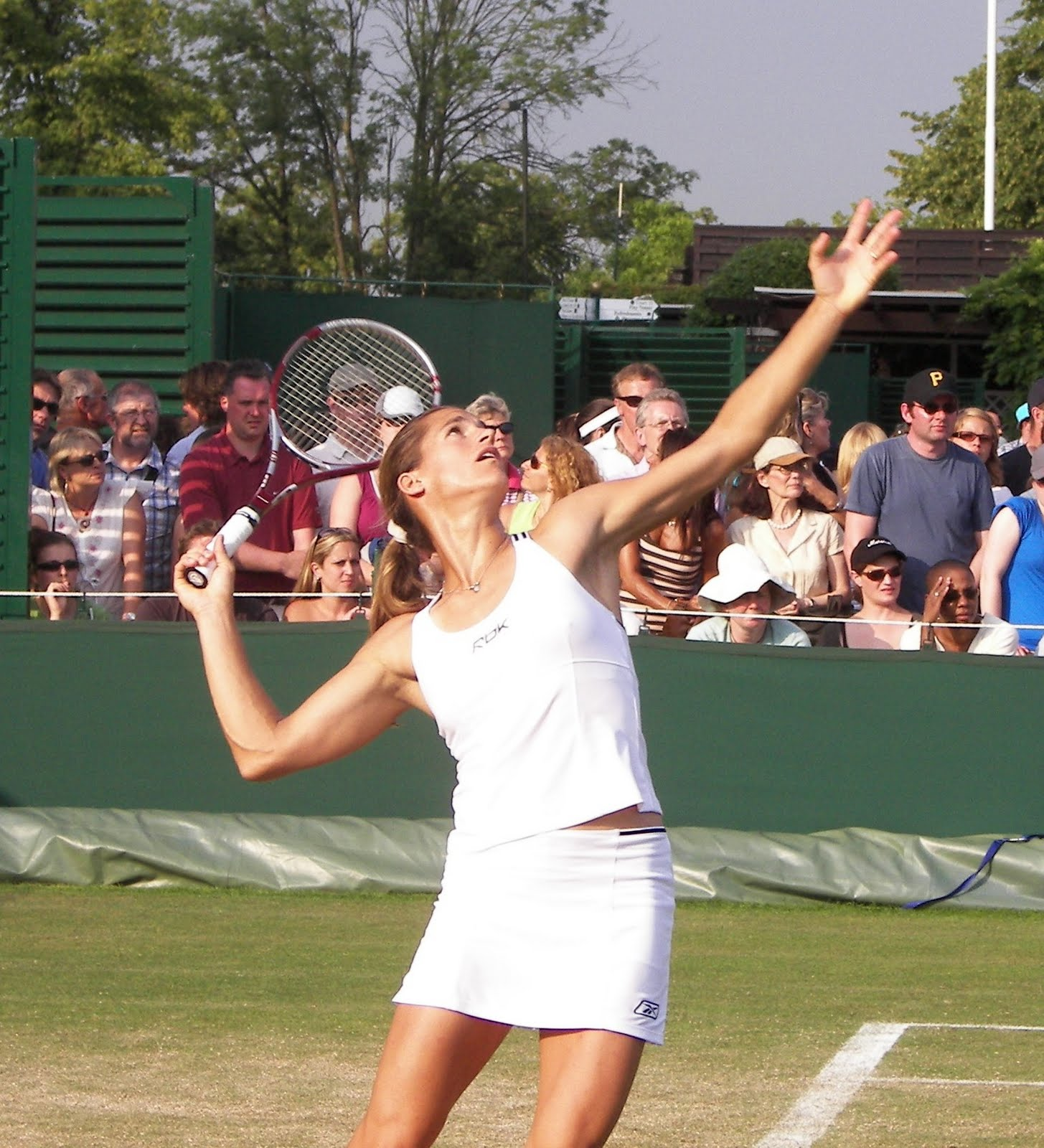 Facebook Wallpaper Girl Waka Tennis Amelie Mauresmo Girlfriend