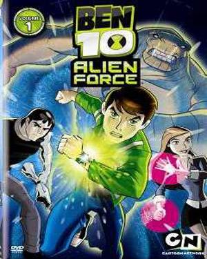 Ben 10 fuerza alienigena Temporada 01 Audio Latino