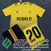 Mẫu Font in áo bóng đá đẹp HPL - 05