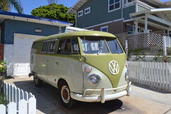 1963 VW Bus Volkswagon
