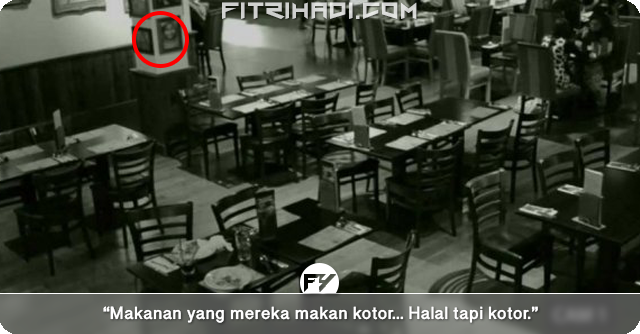 (Tips) 5 Cara Kenal Rupa Restoran Ada Khadam Pelaris