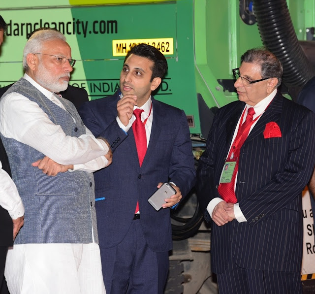 Hon'ble PM Shri Narendra Modi visits Serum Institute
