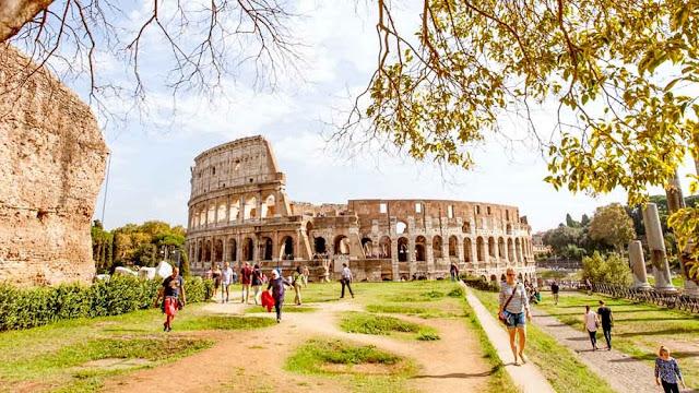 Quantos dias ficar em Roma