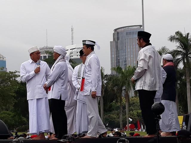 Jaga Ukhuwah Islamiyah, Begini Perlakuan Mengagumkan GNPF Ulama saat Menag Disoraki