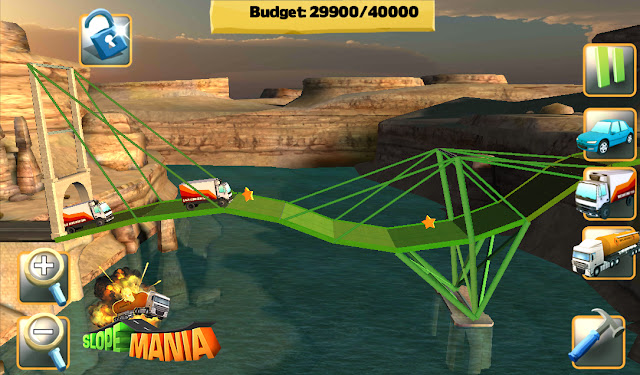 Download Bridge Constructor apk full edition