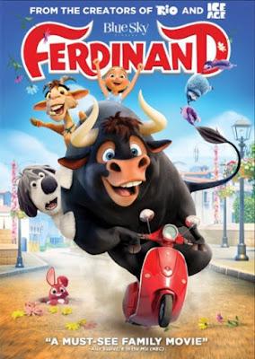 Ferdinand [2017] Final [NTSC/DVDR] Ingles, Español Latino