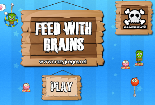 Jugar Feed With Brains