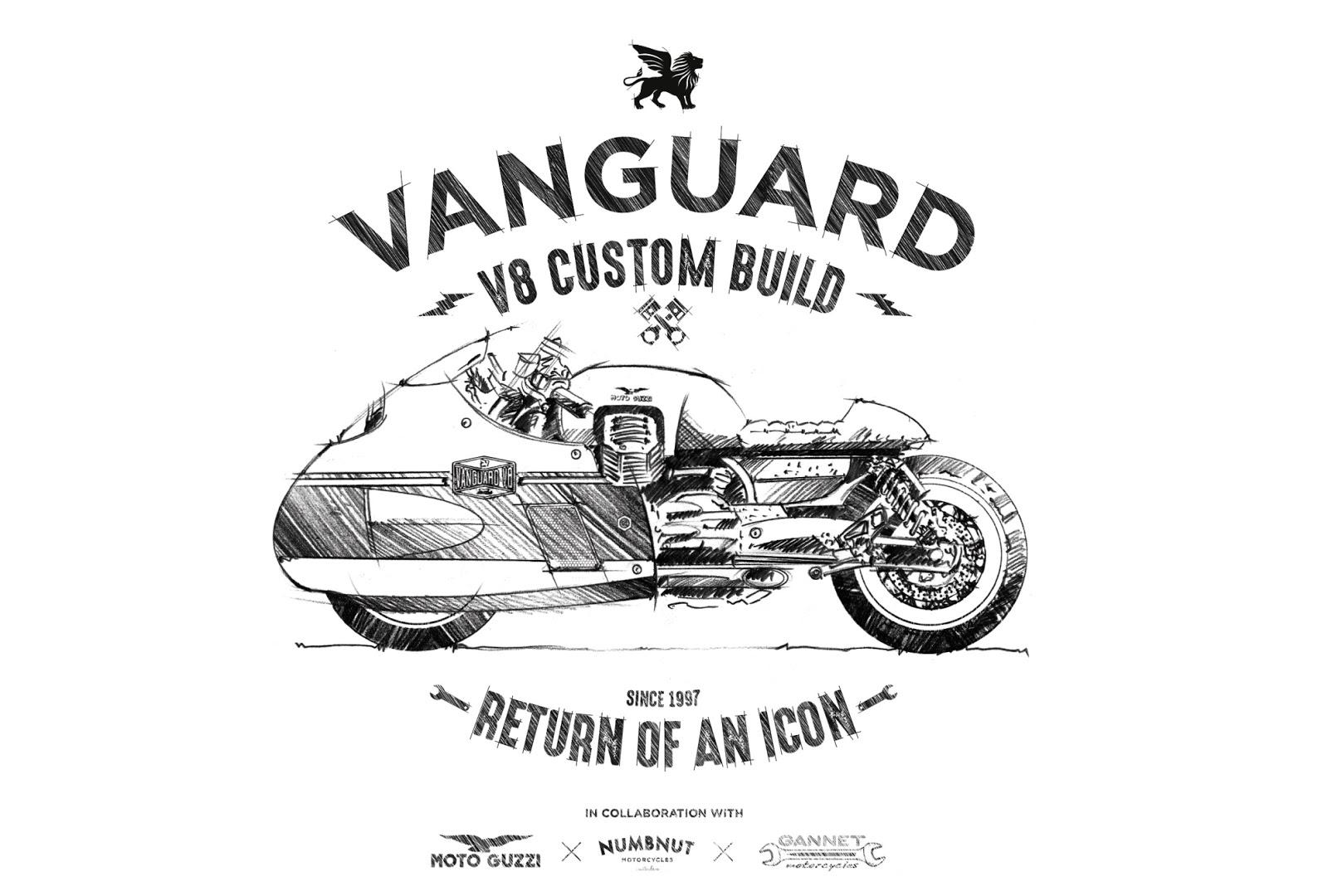 Vanguard V8