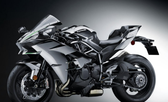 Kawasaki Ninja H2 Price in INDIA
