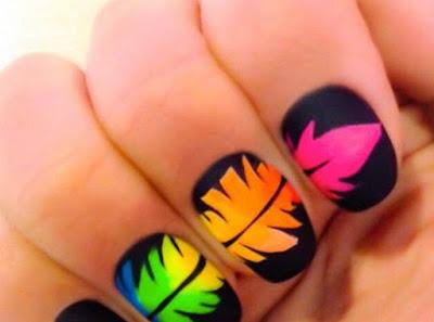 Imagenes con diseños y decoraciones de uñas