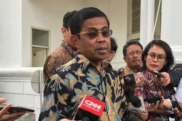Selain dari Kabinet, Idrus Marham Mundur dari Kepengurusan Golkar