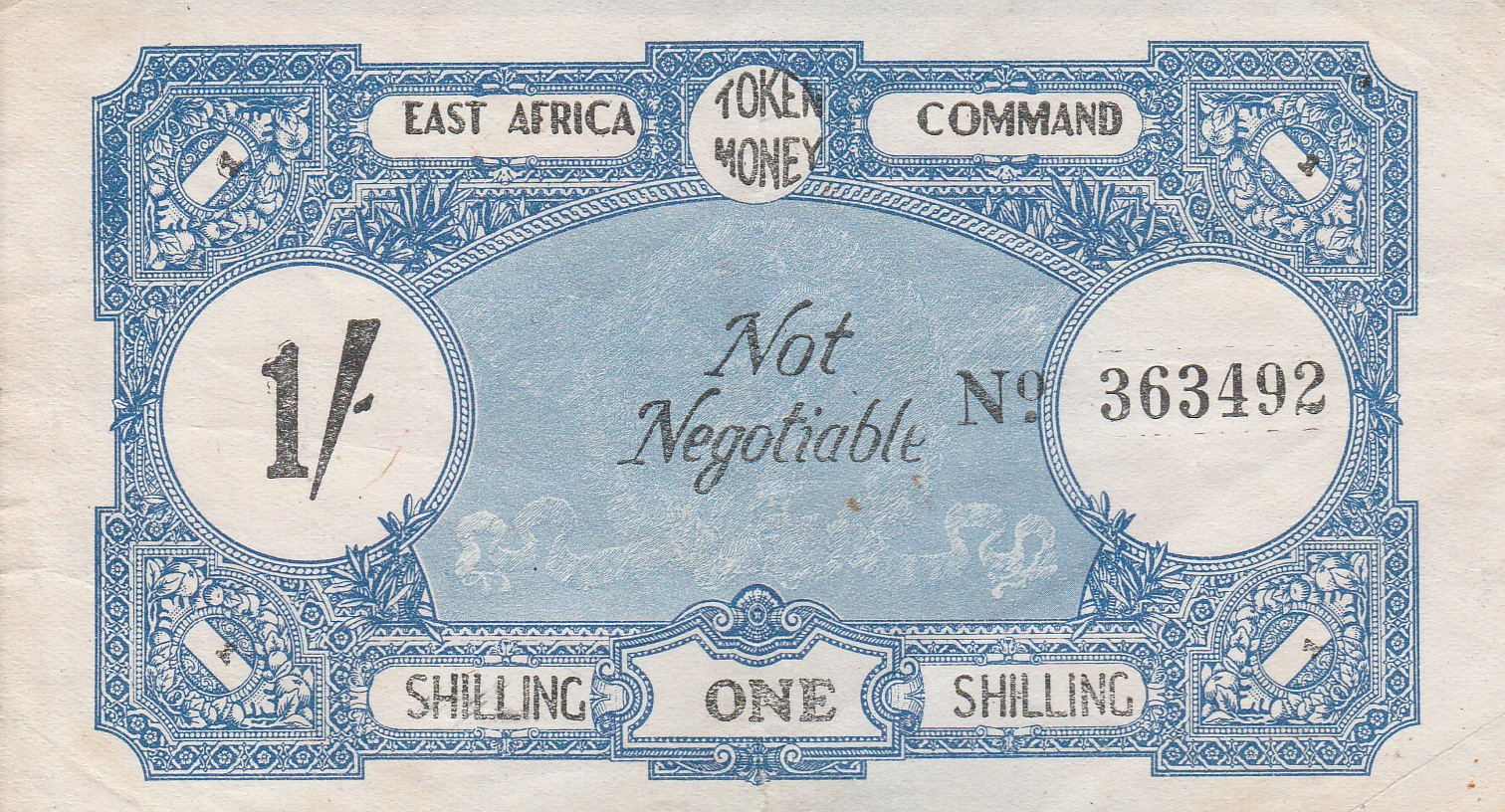 SCOTSBANKNOTES: IS THIS A PRISONER OF WAR CURRENCY