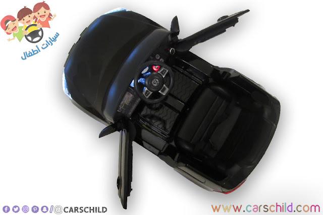 سيارة اطفال صغار