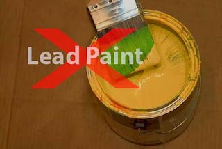 Sri Lanka to ban high lead content paint