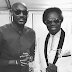 Awww!!!...Nino Idibia describes his dad, 2face, as the Best Father Ever