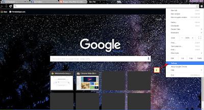 Cách cài giao diện cho trình duyệt Google Chrome