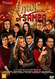 Amor em Sampa - HDRip Nacional